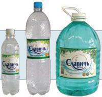 """Вода столовая питьевая """"Славичъ"""""""